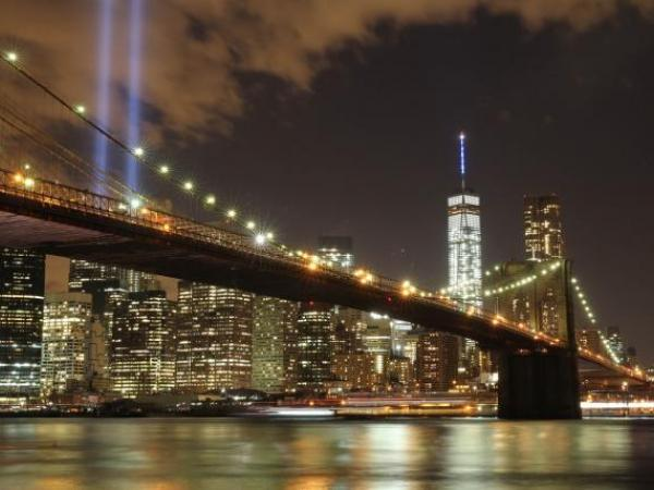 9-11 Looking Back...Moving Forward