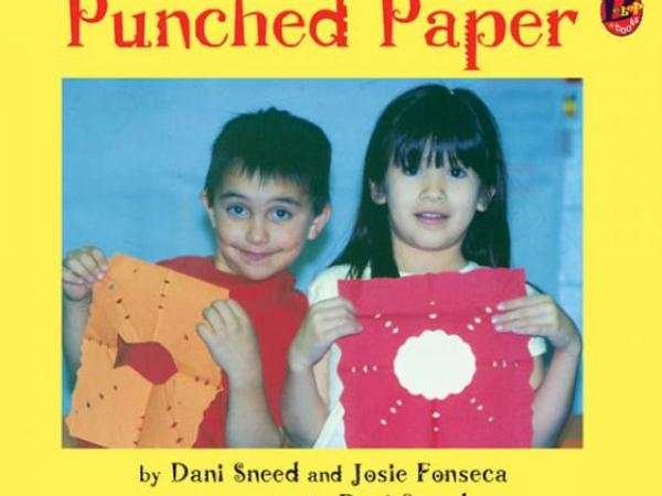 Punched Paper - Guided Reading Lesson Plan