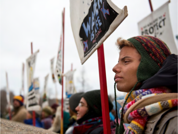 Standing with Standing Rock: A Role Play on the Dakota Access Pipeline