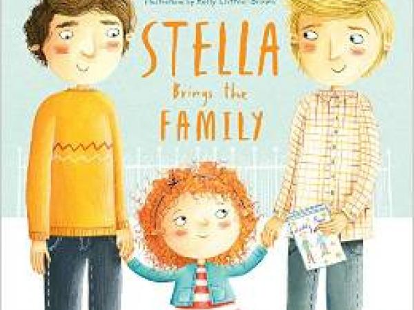 Stella Brings the Family: Book Discussion Guide