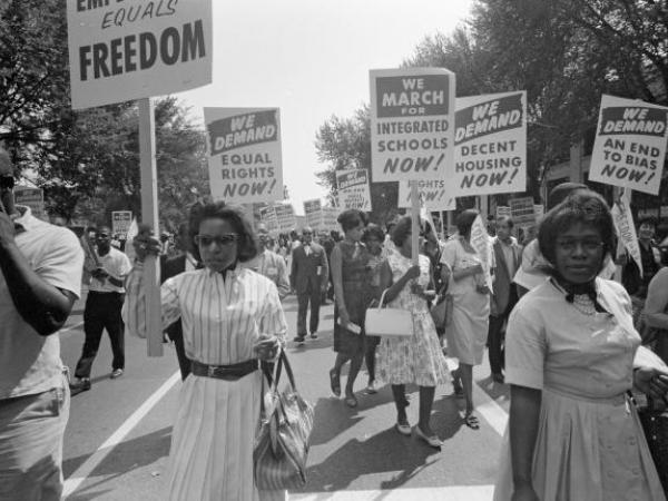 Civil Rights Yesterday and Today