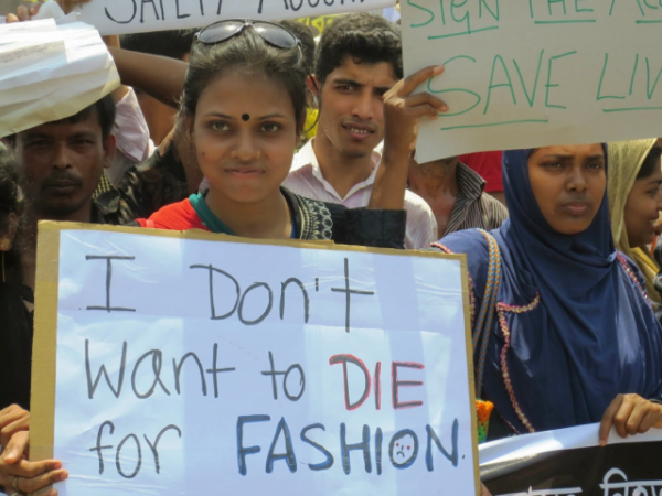 Teaching Human Rights: Sweatshops