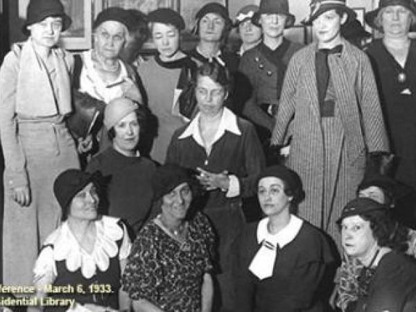 Eleanor Roosevelt and the Rise of Social Reform in the 1930s