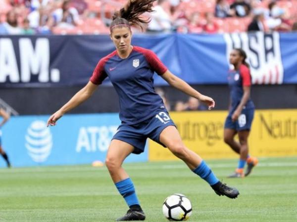 Soccer, Salaries and Sexism