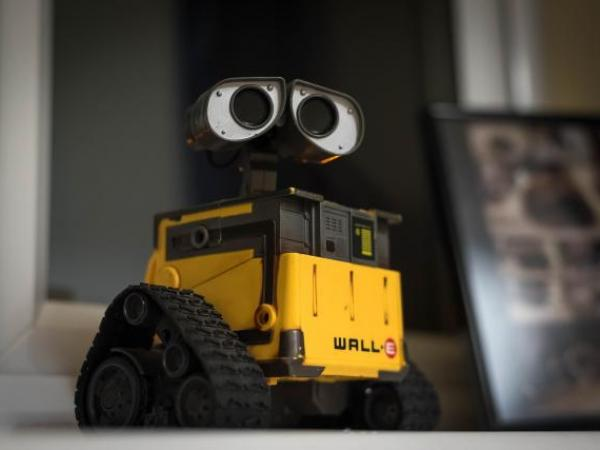 WALL-E movie handout