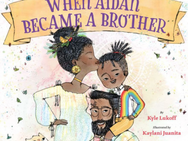 When Aidan Became a Brother (book discussion guide)