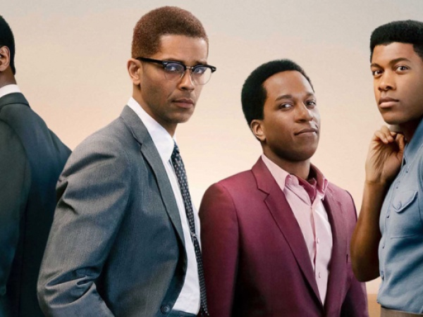 Regina King's new film explores a 1960s gathering of four famous friends — Muhammad Ali, Malcolm X, Jim Brown and Sam Cooke.