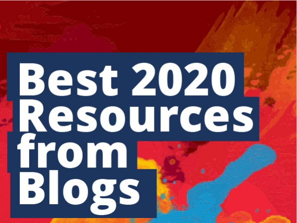 best 2020 resources from blogs