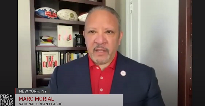 Marc Morial from the National Urban League